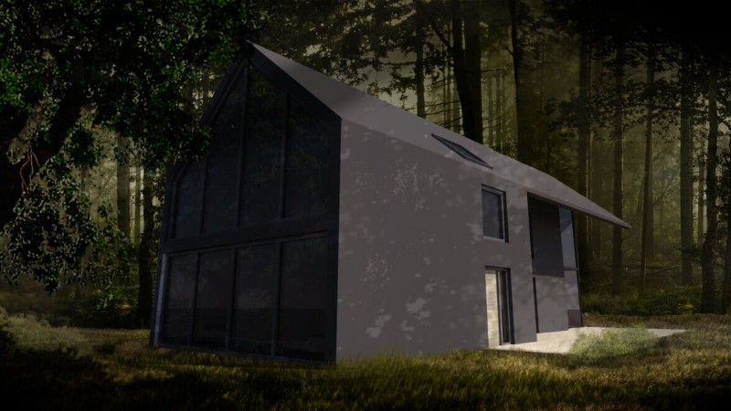 Thumbnail for House in the Woods