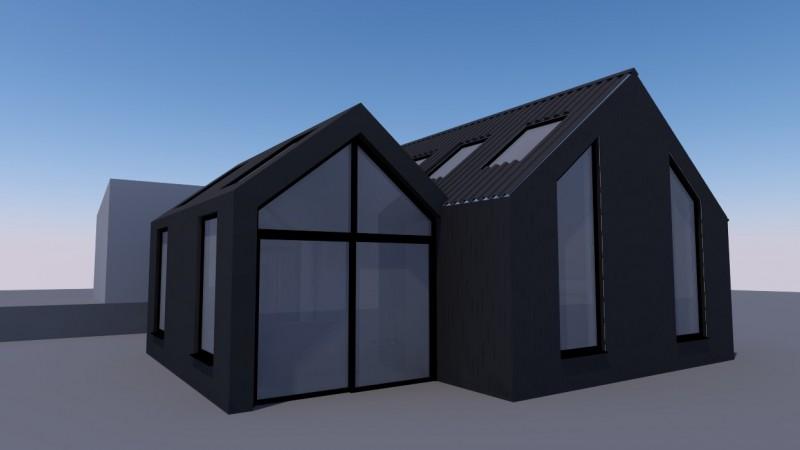 Thumbnail for The Black House